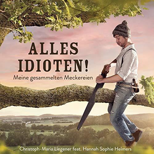 Alles Idioten! audiobook cover art