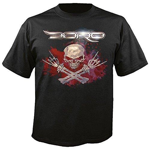 Doro - Bloodskull - T-Shirt Größe M