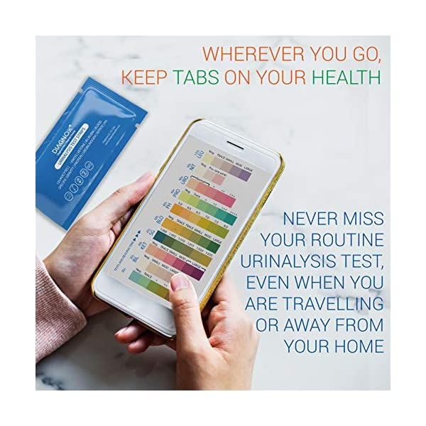 buy  Multi-Parameter Urine Test Strip for Urinary Tract ... Diabetes Care
