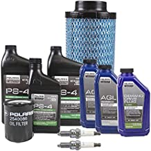 2014-2018 POLARIS RZR 1000 XP OEM Complete Service Kit Oil Change Air Filter