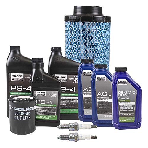 Polaris RZR 1000 XP OEM Complete Service Kit Oil Change POL07