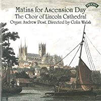 Matins for Ascension Day (Miscellaneous Choral Music)