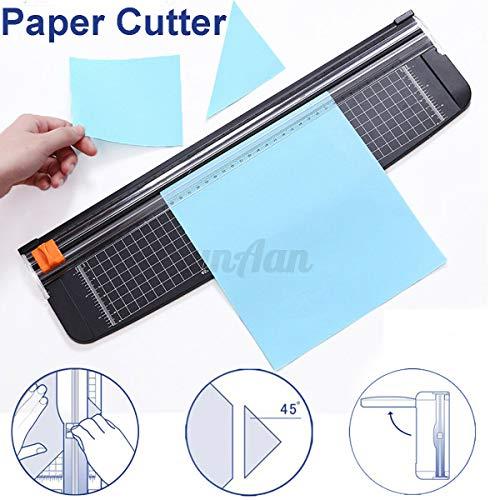 A3 kann einen Fotokarten-Papierschneider mit einer Schnittbreite von 420 mm schneiden