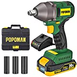 Best Impact Wrenches - Impact Wrench, Brushless 20V MAX Cordless, 300 Ft-lbs Review