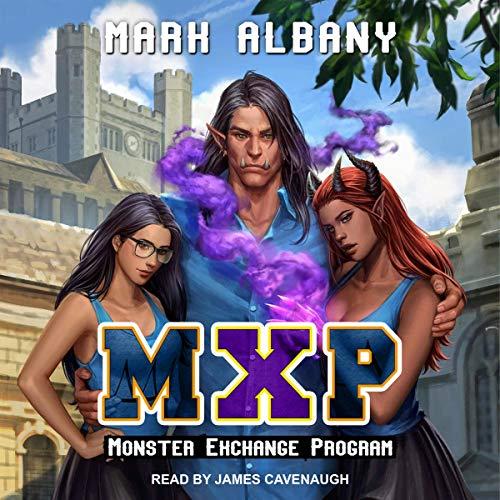 Monster Exchange Program cover art