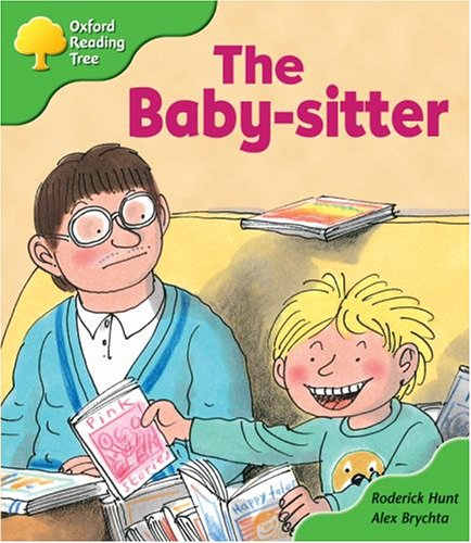 Oxford Reading Tree: Stage 2: More Storybooks: the Baby-sitterの詳細を見る