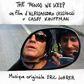 The Things We Keep (Bande originale du film)
