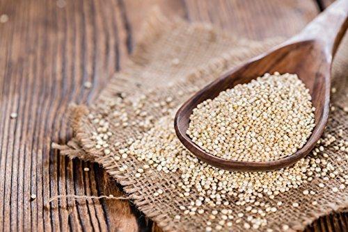 5 kg Quinoa |weiß | Rohkost | Reis | Glutenfrei | Samen | Inkakorn | Reis der Inka |