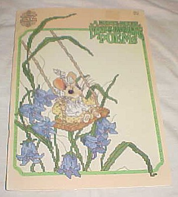 A Merry Mouse Book of Favorite Poems MM-3 (Counted Thread Cross Stitch, MM-3)