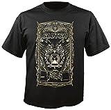 Clutch - All Seeing Owl - T-Shirt Größe XL