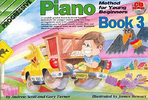 CP18328 - Progressive Piano Method for Young Beginners: Book 3 (Progressive Young Beginners)