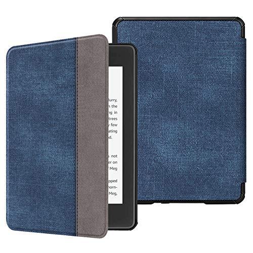 Fintie Hülle für Kindle Paperwhite (10. Generation – 2018) - Die dünnste und leichteste Schutzhülle Tasche mit Auto Sleep/Wake Funktion für Amazon Kindle Paperwhite...