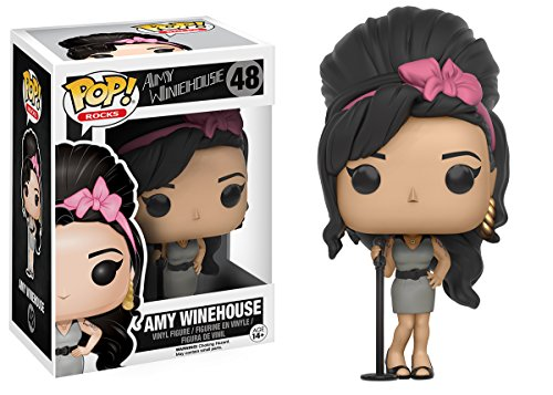 Funko- Pop Vinile Rocks Amy Winehouse, 10685
