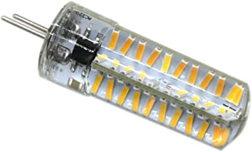 SGJFZD Dimmable GY6.35 5W 80 LED 4014 SMD 400-500 LM Warm White Cool White LED Silica Gel Lamp AC 110V / AC 220V (Color : ...