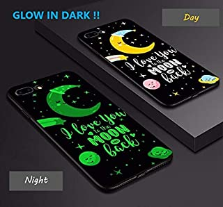 [Sale - 50% Off] iPhone X/Xs Case - Glow in Dark Stylish Shockproof Premium Quality Case (I Love You!)