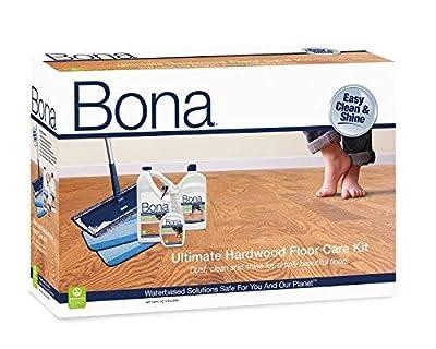 Bona Hardwood Floor Ultimate Care Kit (Renewed)