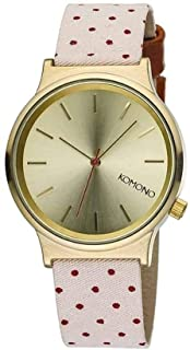 Komono Women's W1837 Watch Pink