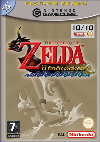 The Legend of Zelda: The Wind Waker - Players' Choice (GameCube) [Importación Inglesa]