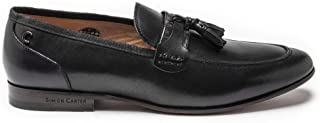 SIMON CARTER Oke Mens Shoes Black