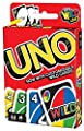 Mattel Games UNO Card Game Customizable with Wild Cards by Get Wild Uno