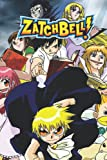 Zatchbell Notebook: Konjiki no Gash - 110 Pages, In Lines, 6 x 9 Inches