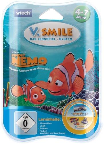 VTECH 80-084624 - V.Smile Aprendizaje Juego Buscando a Nemo [importado de Alemania]