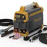 TOOLIOM 200A TIG Welder 110V/220V Dual Voltage TIG/Stick 2 in 1 IGBT Digital Inverter Welder Welding Machine