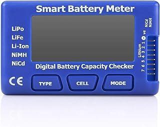 Lipo Digital LCD Lipo accumeter capaciteit controller RC accessoires voor LiPo LiFe Li-Ion NiMH NiCd