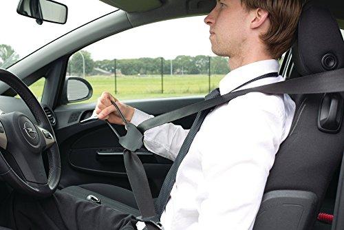 Eurosell - Greifhilfe Zusatz Griff für Sicherheitsgurt Gurt im Auto Schlaufe für Senioren
