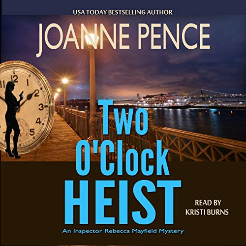 Two O'Clock Heist audiobook cover art