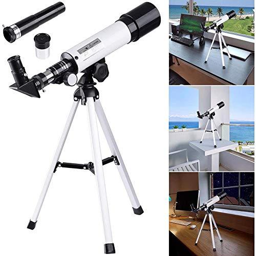 Volwassen astronomische telescoop draagbare statief afneembare telescoop kind beste cadeau voor thuis reizen kijken planeet en outdoor activiteiten