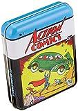 Caja metálica Versión Comic con baraja de Action Comics - Cartamundi (108225928)