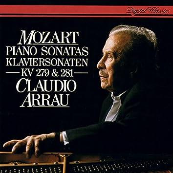 Mozart: Piano Sonatas Nos. 1 & 3