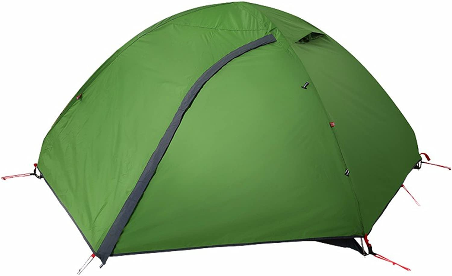 SJQKA-Tents, outdoor, 2 people tent, double rain, travel camping, outdoor double tent,A