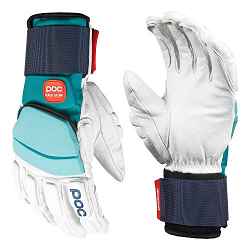 POC Herren Super Palm Comp Ed. Handschuhe, Julia White, XS
