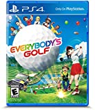 Everybody'S Golf Ps4- Playstation 4