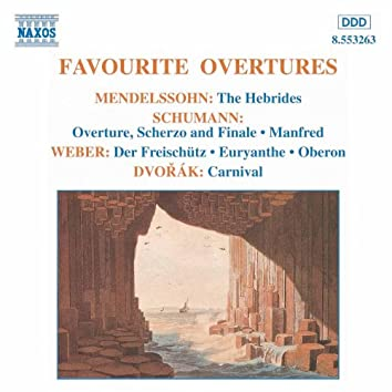 VARIOUS : Favourite Overtures