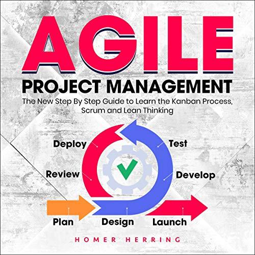 Agile Project Management cover art