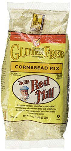 Bob's Red Mill Gluten Free Cornbread Mix - 20 oz