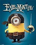 Minions - Eye Matie - Stuart, Kevin, Bob - Film Mini Poster