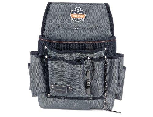 Ergodyne Arsenal 5548 13-Pockets Electrician's Tool Pouch,Grey