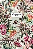 Terminplaner 2020: Botanischer Garten - Kalender, Monatsplaner und Wochenplaner für das Jahr 2020 im floralen Design | ca. DIN A5 (6x9''), 150 Seiten ... | für Termine, Notizen und als Organizer