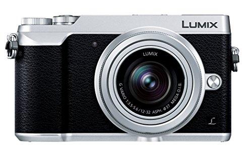 パナソニック ミラーレス一眼カメラ ルミックス GX7MK2 標準ズームレンズキット シルバー DMC-GX7MK2KS