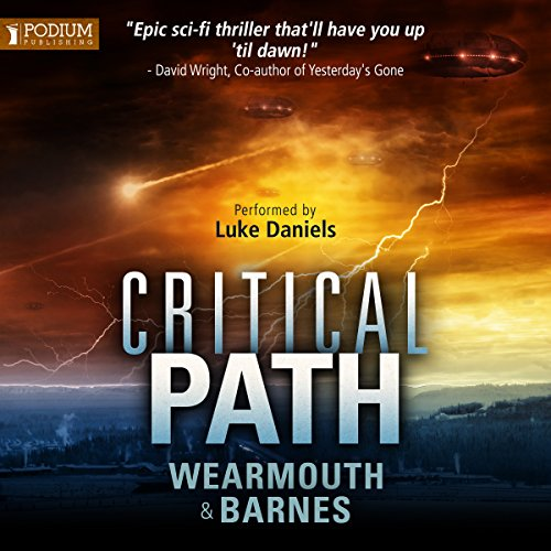 Critical Path audiobook cover art