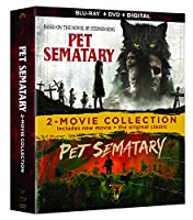 Pet Sematary 2-Movie Collection [Blu-ray]