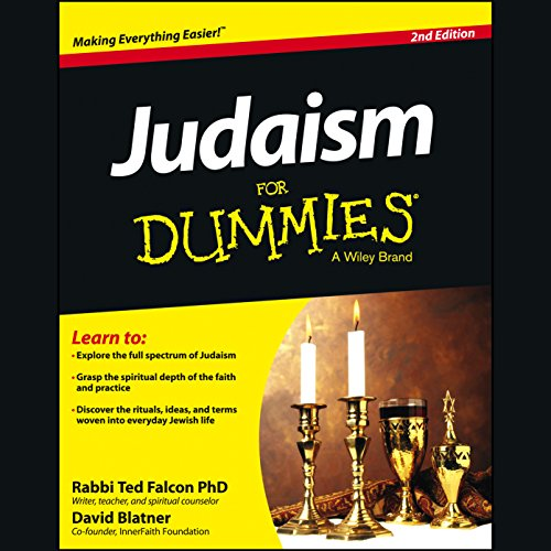 Judaism for Dummies, 2nd Edition audiobook cover art
