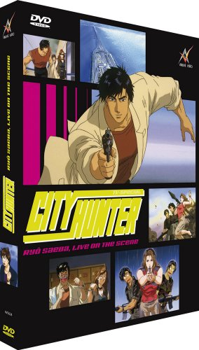 City Hunter - Death of the Vicious Criminal Ryo Saeba