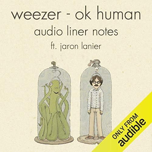 weezer ok human audio liner notes product image
