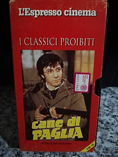 Cane di paglia - con Dustin Hoffman - vhs - 1971 - l'espresso cinema