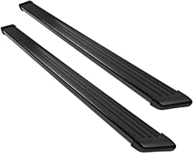 Ionic 61 Series Black Running Boards (Fits) 2000-2006 Ford Excursion
